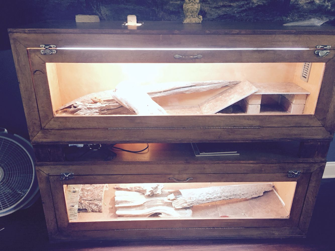 Wooden bearded dragon cages hobbies pinterest dragons