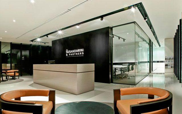 Executive Home Office Decor