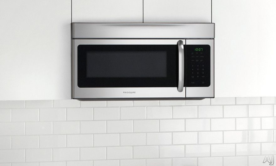 Cu Ft Over The Range Microwave Oven