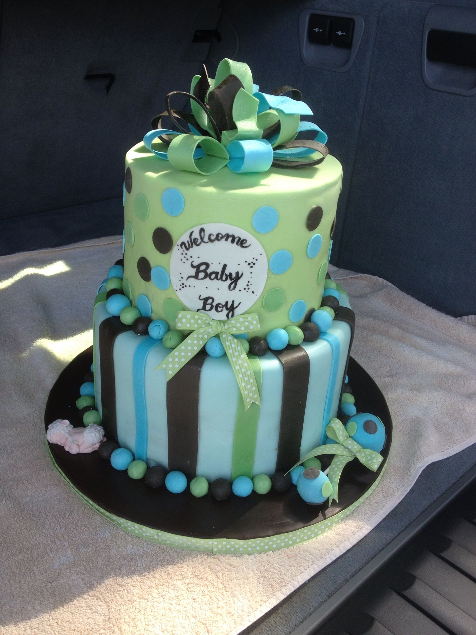 Baby shower cake boy BABY SHOWER IDEAS AND CAKES