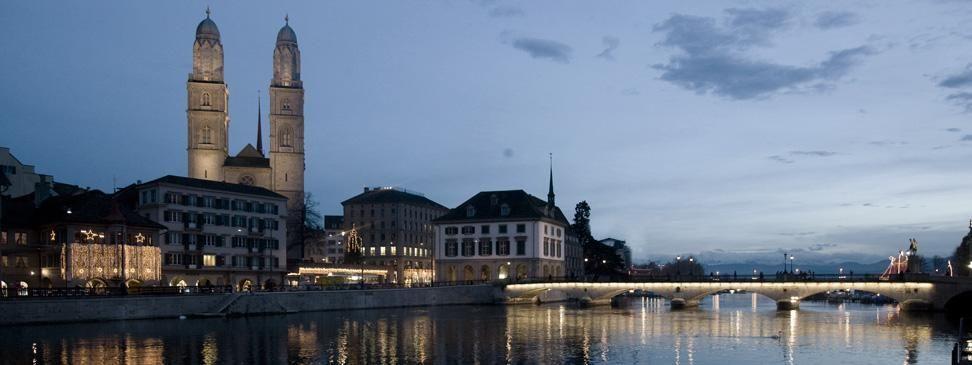Zurich, Switzerland www.zuerich.com