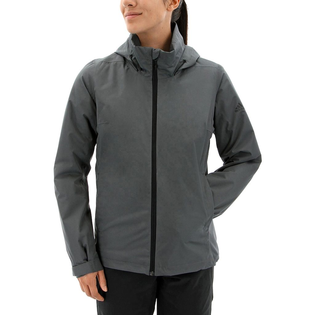Men's adidas Outdoor Wandertag Climaproof Insulated Hooded