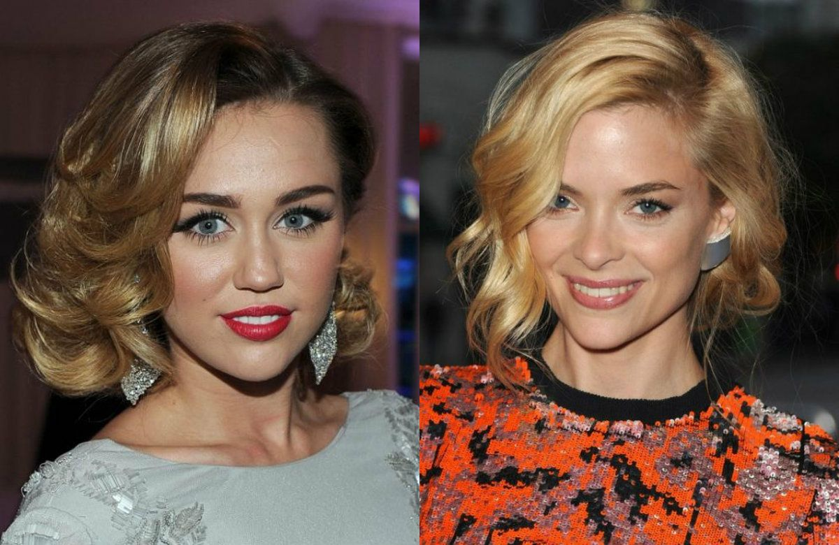 cute ideas for new year party bob hairstyles 2017 | curls | new