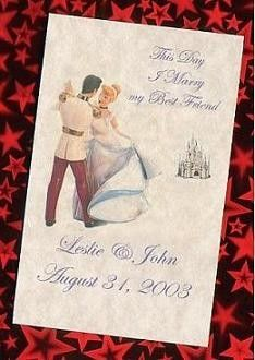 Cinderella Fairy Tale Wedding Favor Save The Date Magnets Qty 50 4999 Via Etsy
