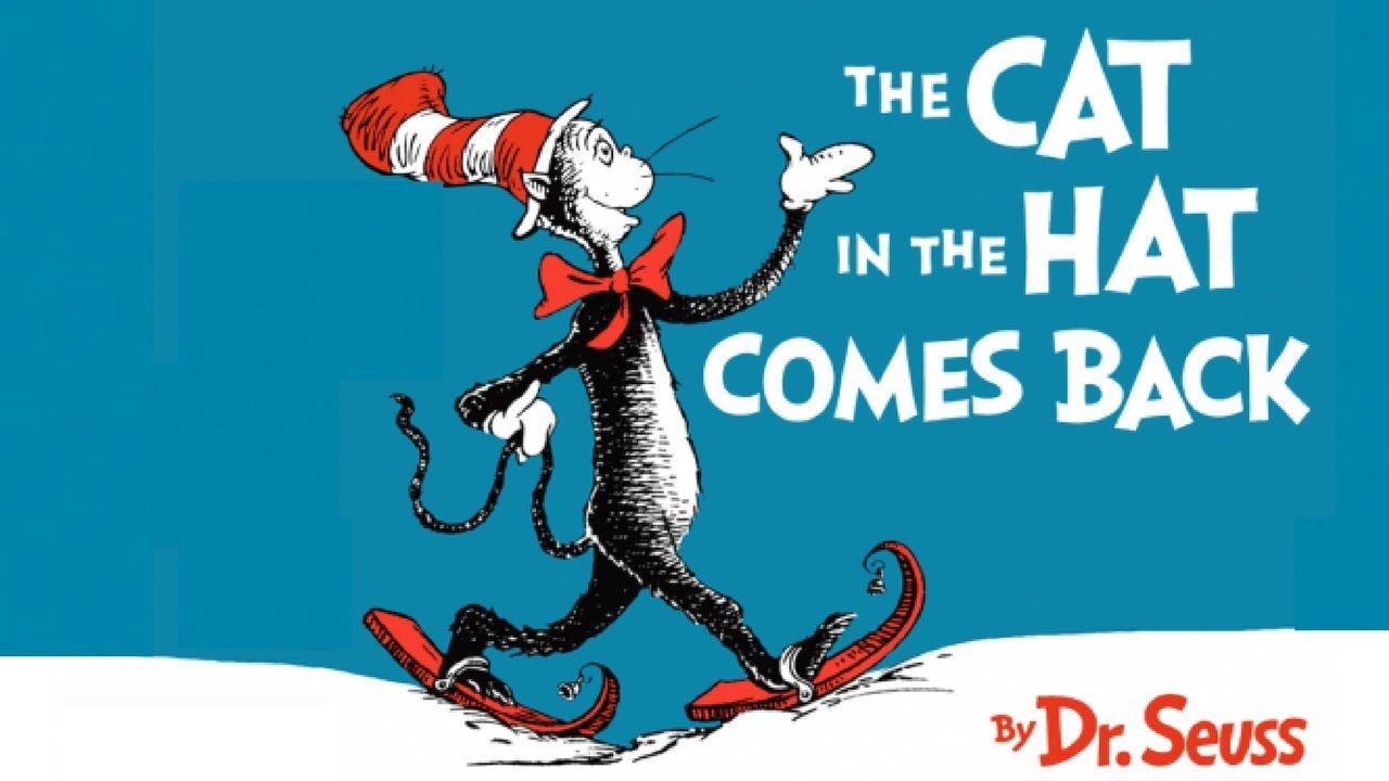 22+ Cat in the hat book read aloud online info