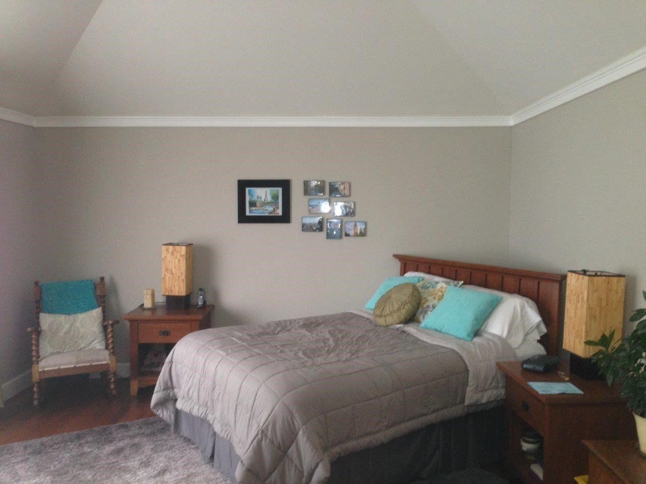 Benjamin moore revere pewter bedroom