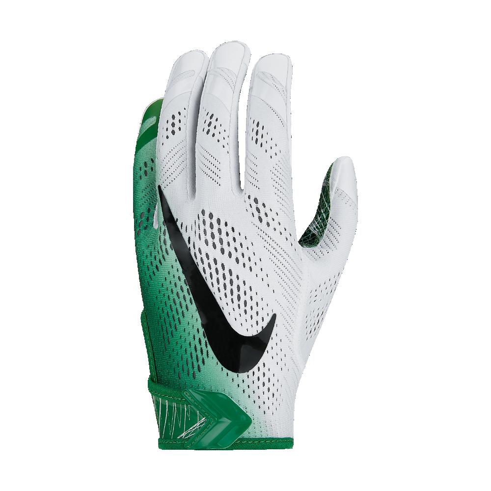Nike Vapor Knit Men S Football Gloves Size Medium White Clearance Sale Football Gloves Men S Football Nike Vapor
