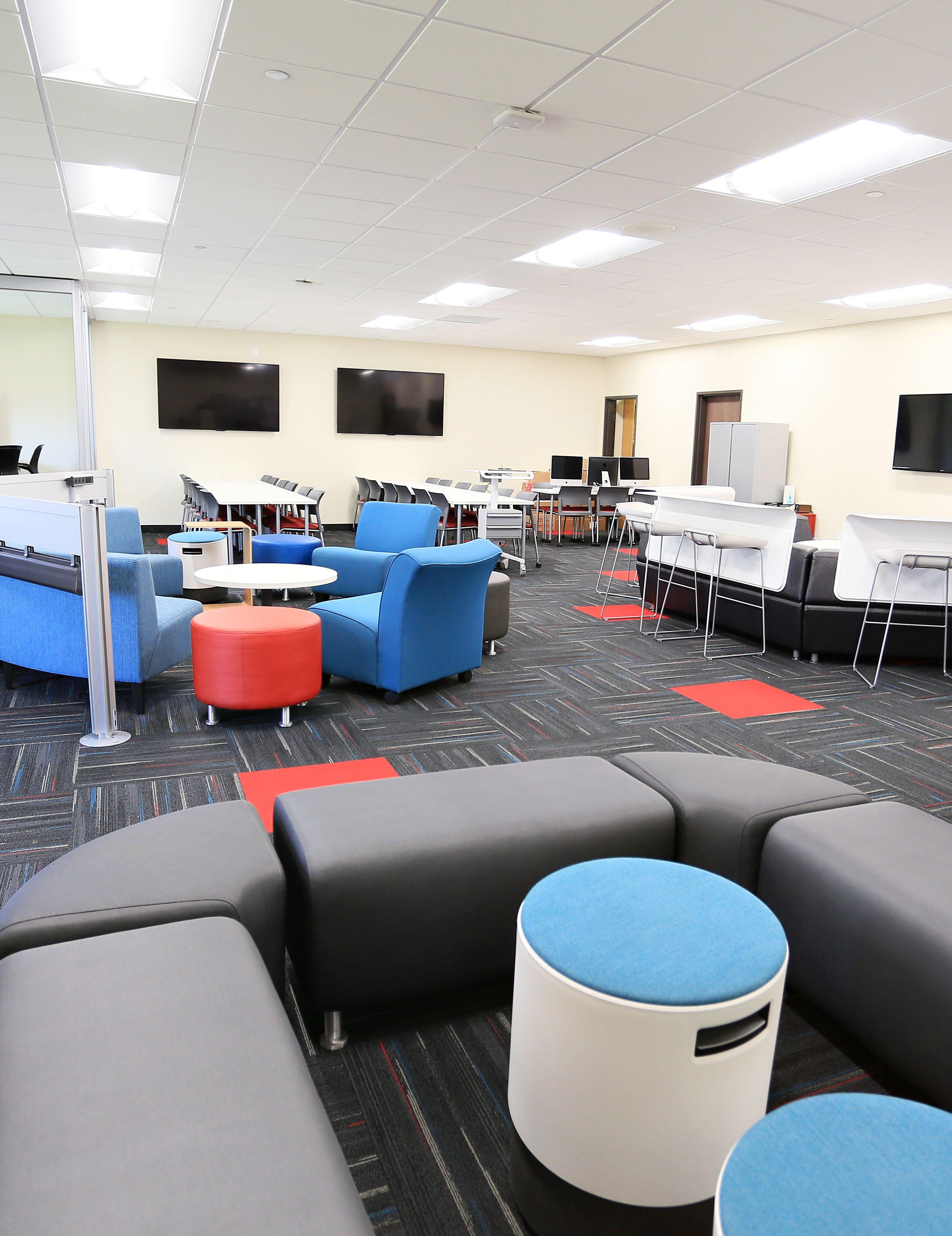 Mariners Christian High School  Tangram Interiors ...