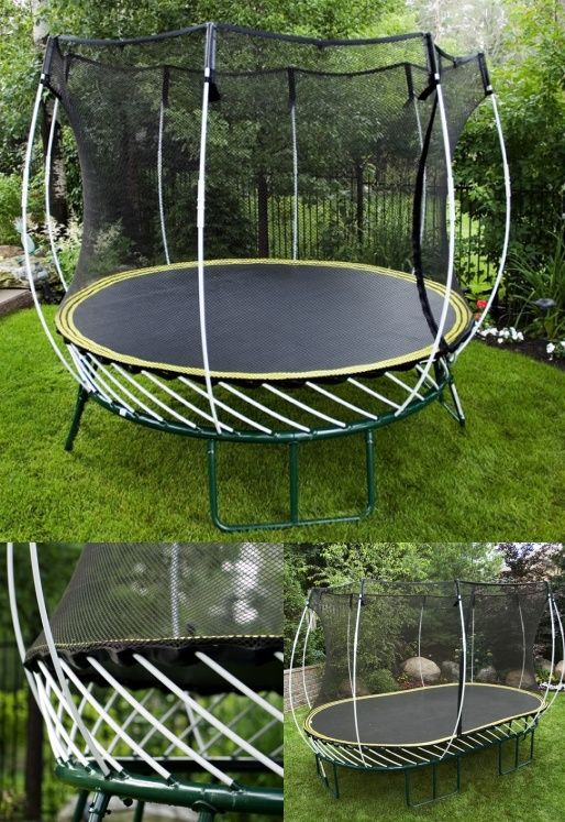 pin by liliett contreras on dream home pinterest backyard trampoline backyard and garden. Black Bedroom Furniture Sets. Home Design Ideas