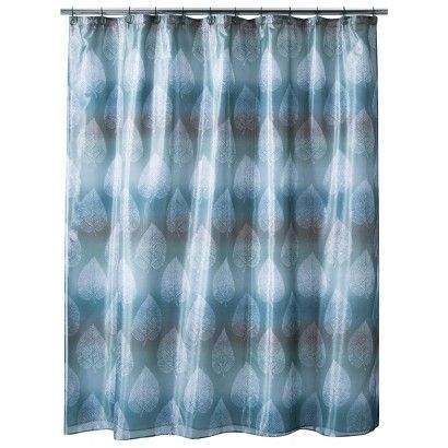 Shower Curtains black and blue shower curtains : Sabrina Soto Havana Shower Curtain - Blue/Black, Black/Blue ...