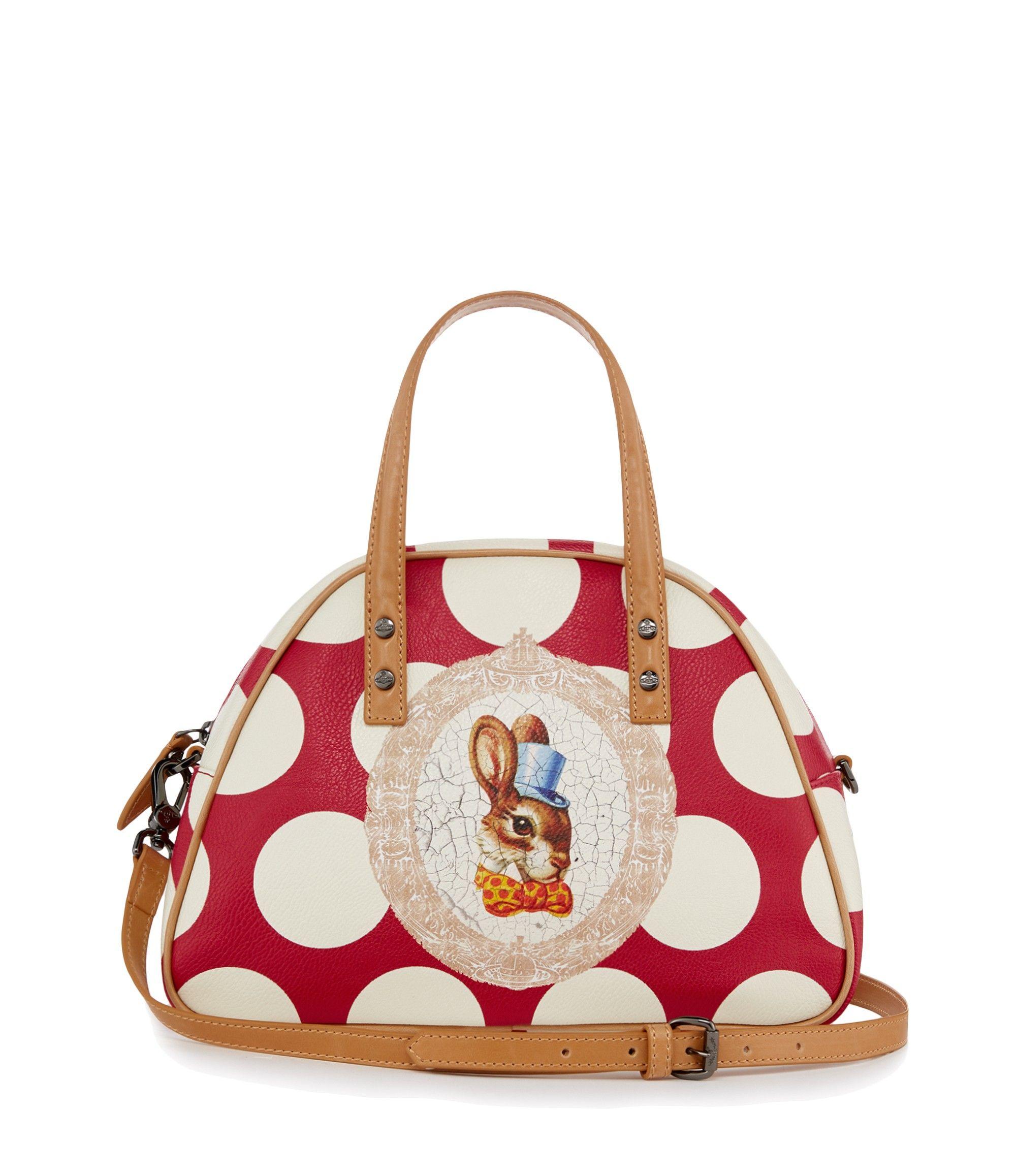 Anekke Egyptian Travel Print Saddle Crossbody Handbag