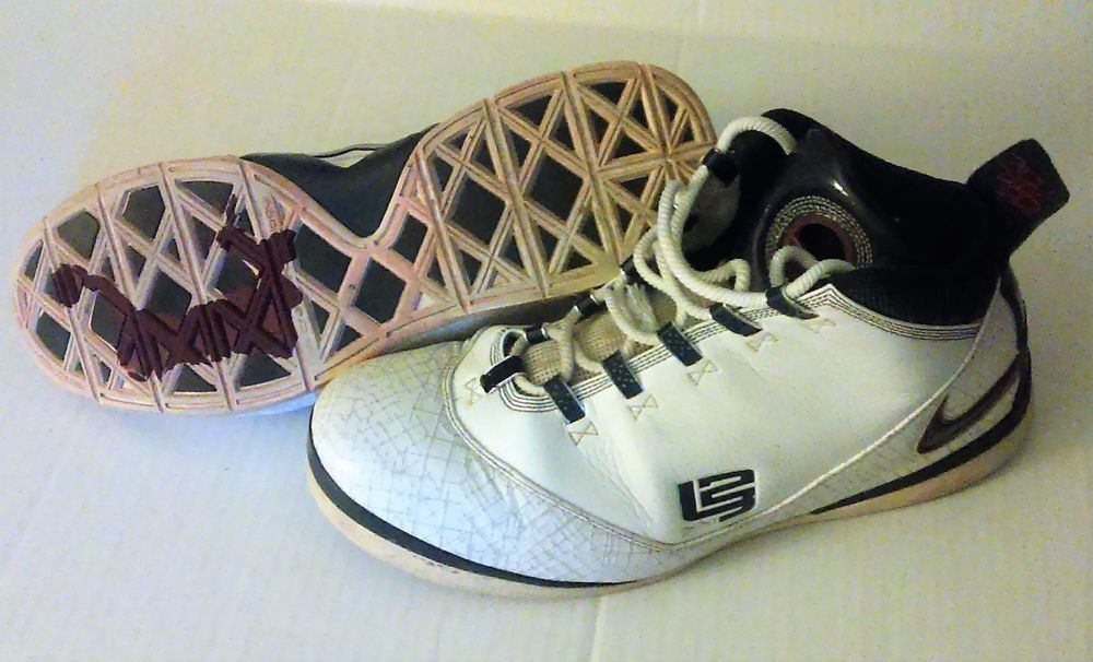 Nike Lebron James Zoom Soldier 2 Size