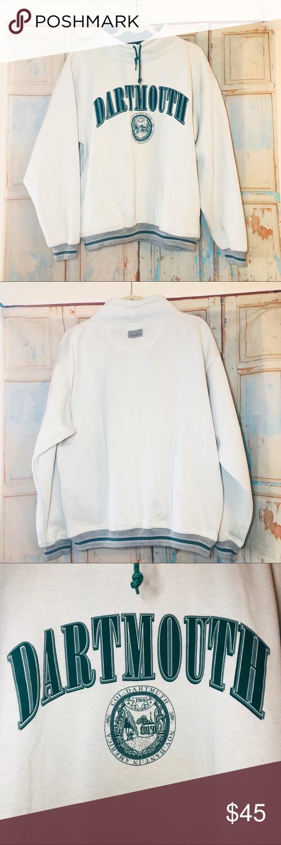 Dartmouth College Vintage Heavy Sweatshirt Gear Heavy Sweatshirts Sweatshirts Sweatshirt Shirt [ 1740 x 580 Pixel ]