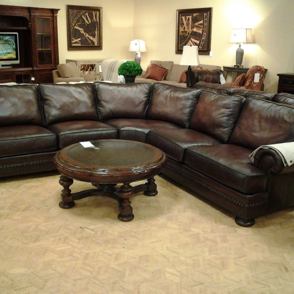 Bernhardt Leather Sofa Dillards