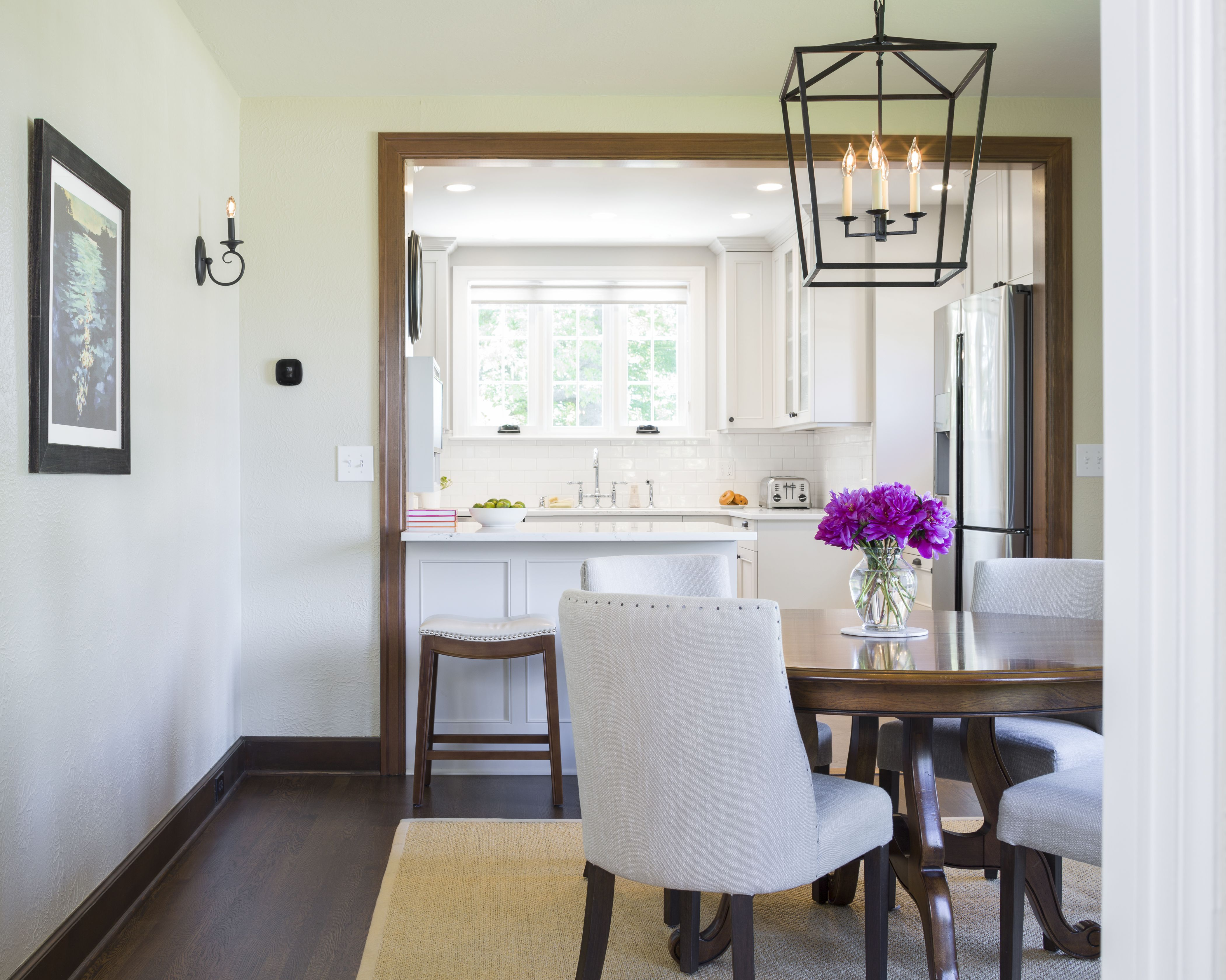 Open Kitchen To Dining Room Layout  Blue Ridge Boeing Castle Simple Dining Room Layout Inspiration