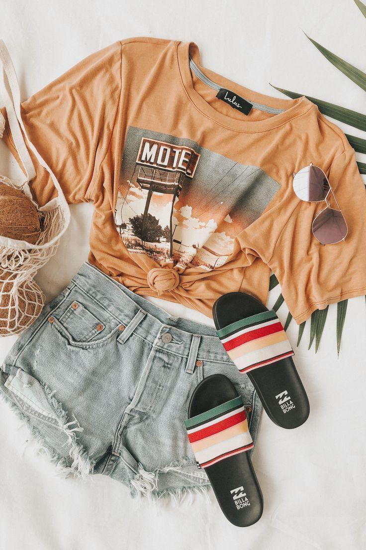 Photo of Kanalisieren Sie Ihr Inner Surfer Girl mit diesen kalifornischen Modefunden – Qu…