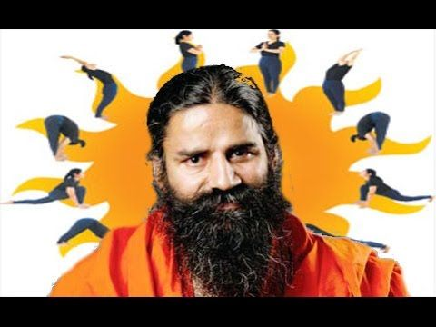 do daily top 12 asanas  the yoga guru  baba ramdev