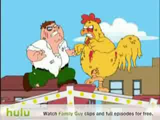 family guy chicken fight | YouTomb - YouTube Video - Family Guy - Chicken Fight Three