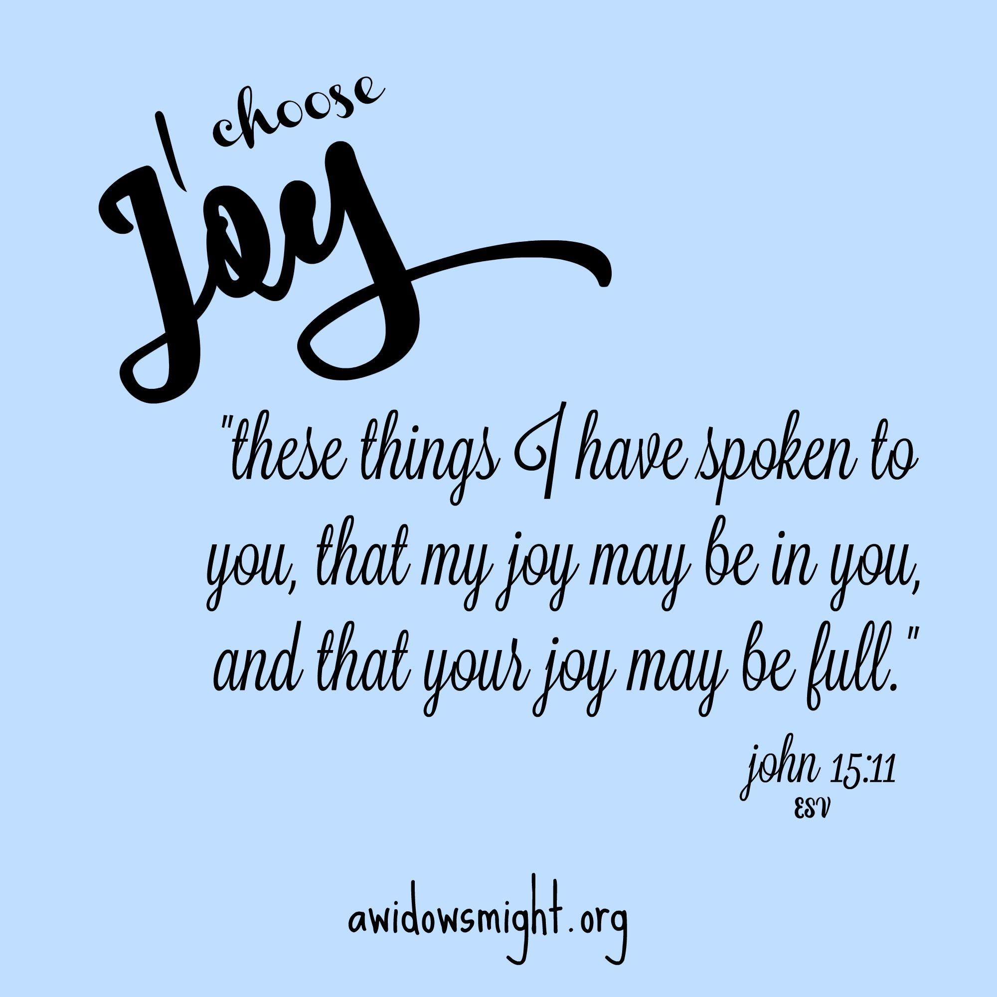 I Choose Joy - aNew Season