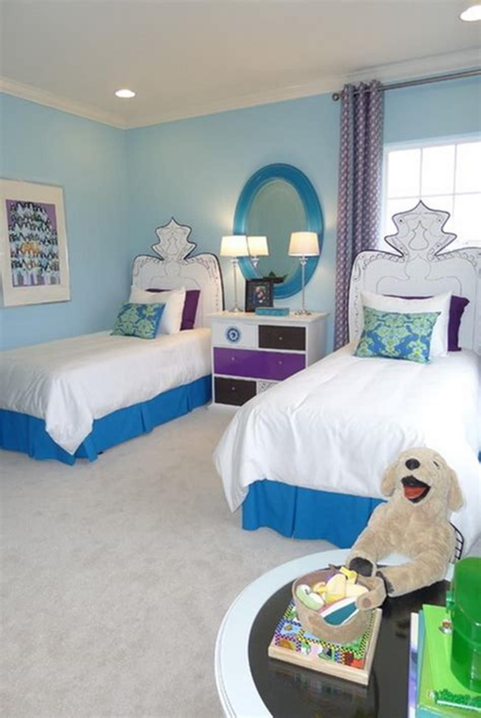 50 most popular bedroom paint color combination for kids on good paint colors id=39964