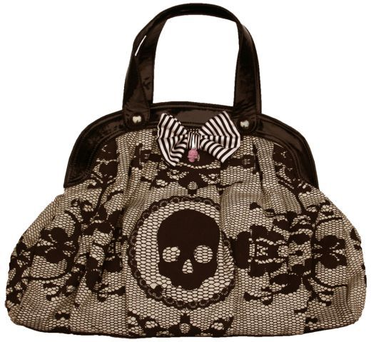 Iron Fist Lacey Days Handbag Ivory
