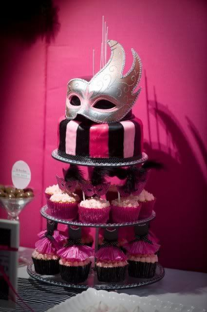 masquerade dinner party 40th birthday Pinterest Masquerades - sweet 16 halloween party ideas