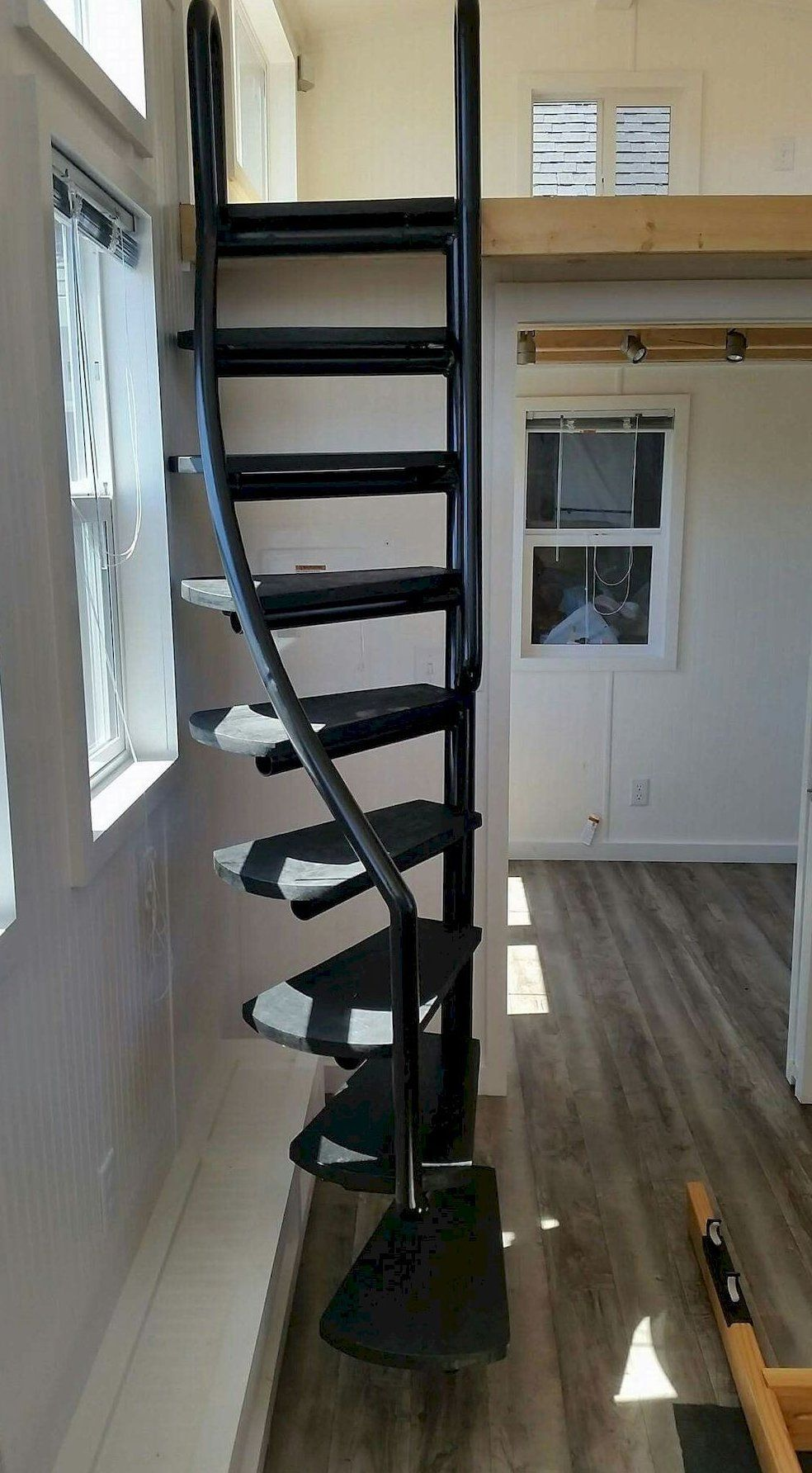Best Cha Summer 2013 Craftstorage In 2020 Tiny House Stairs 400 x 300