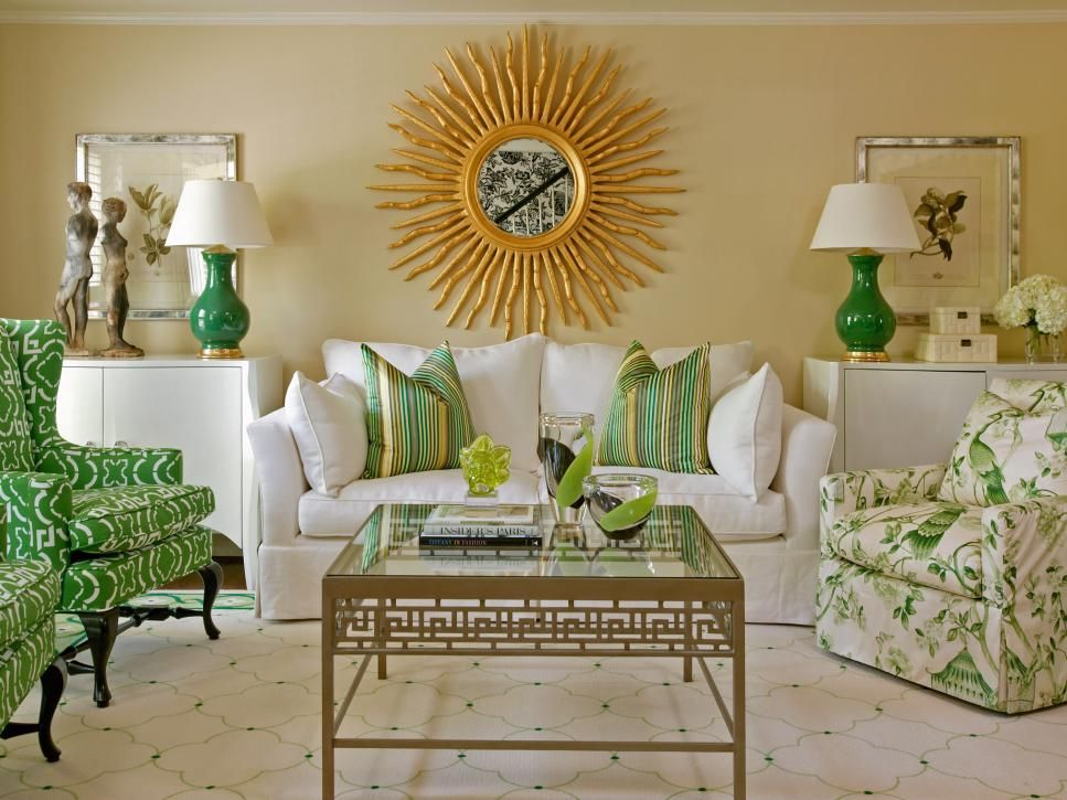 17 Green Rooms We Love