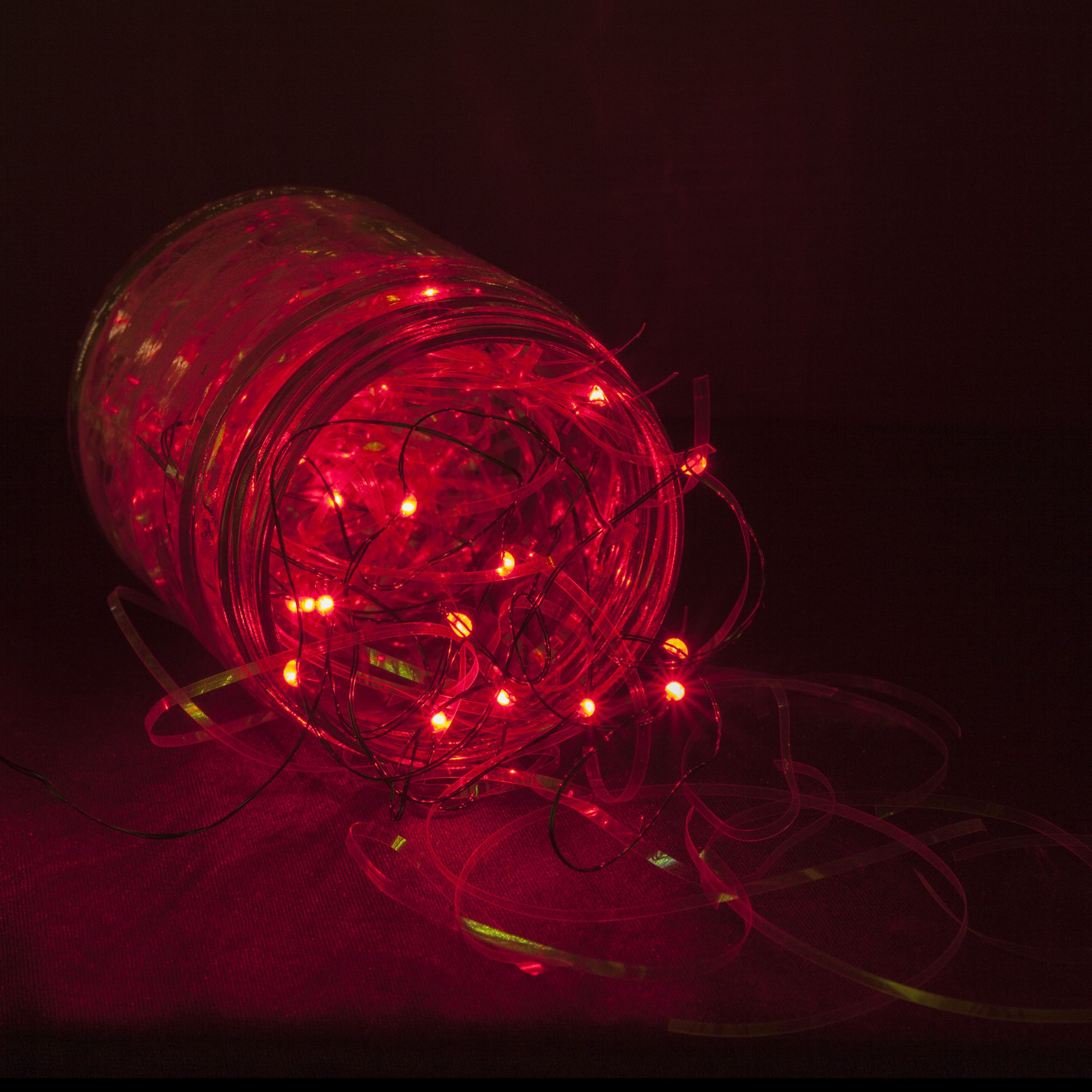 18 red battery operated led fairy lights green wire battery battery operated lights 18 red battery operated led fairy lights green wire christmas lights etc aloadofball Gallery
