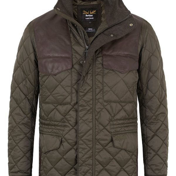 barbour abaft quilted jacket