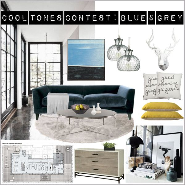 Cool tones also decorating and interiors rh pinterest