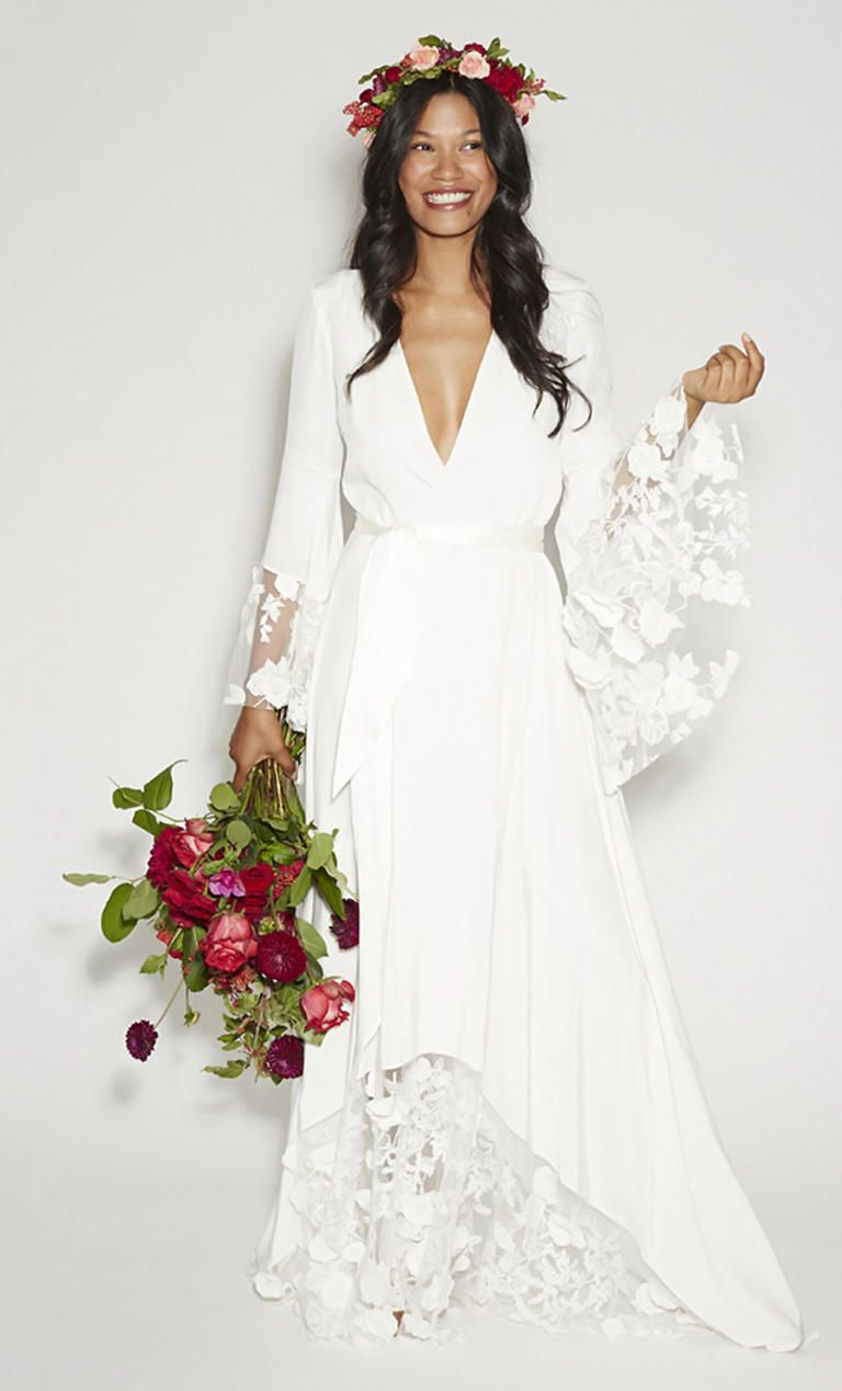 Bridechilla style shop this laid back bridal trend stone fox