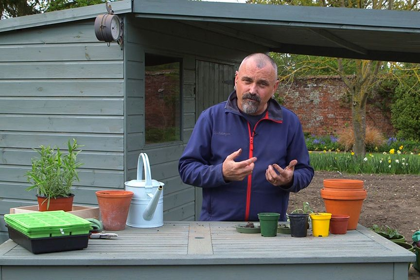 Discover a simple technique to find out whether the soil in your garden is  sand 8fdde831206