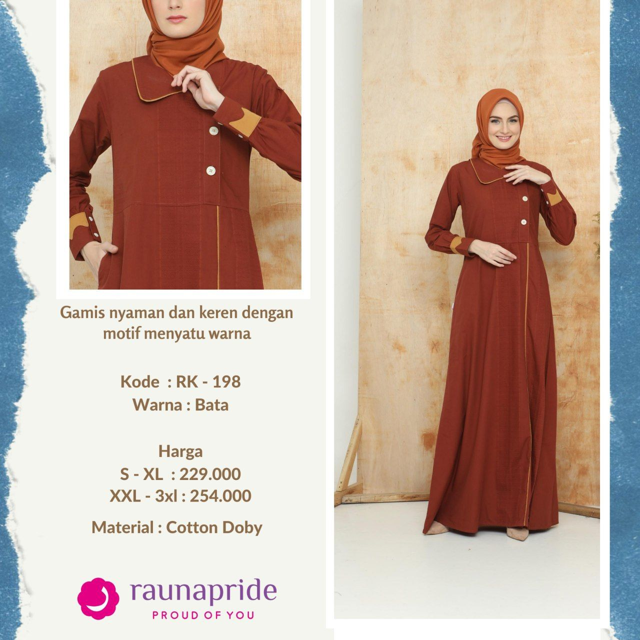 Termurah Wa 62896 1230 8363 Baju Gamis Rauna Pati Baju Rauna Terbaru Pati Baju Anak Rauna Baju Muslim Baju Anak