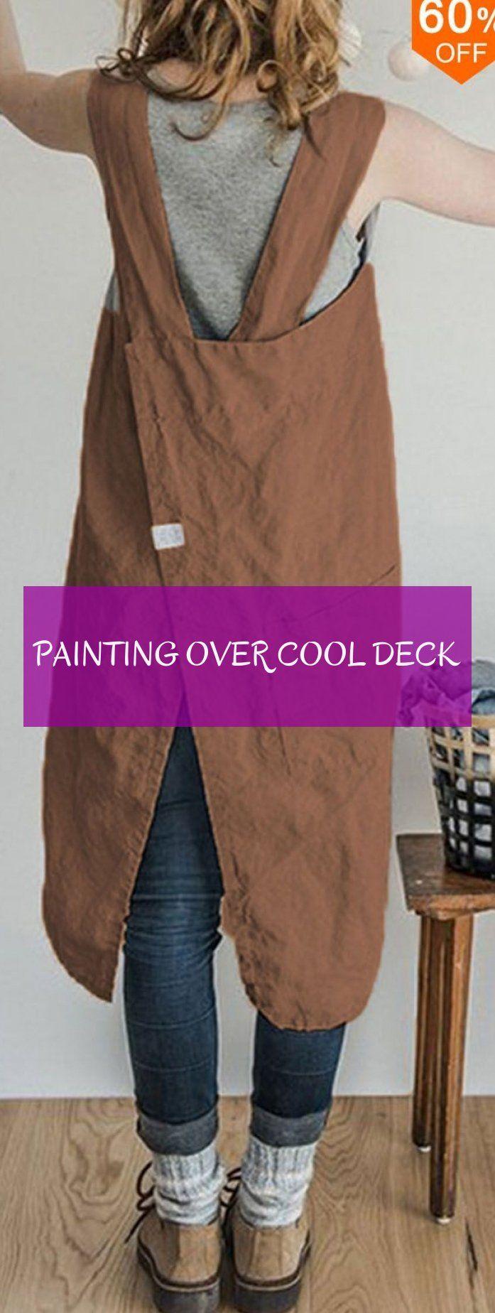 Painting Over Cool Deck Über Kühles Deck Malen