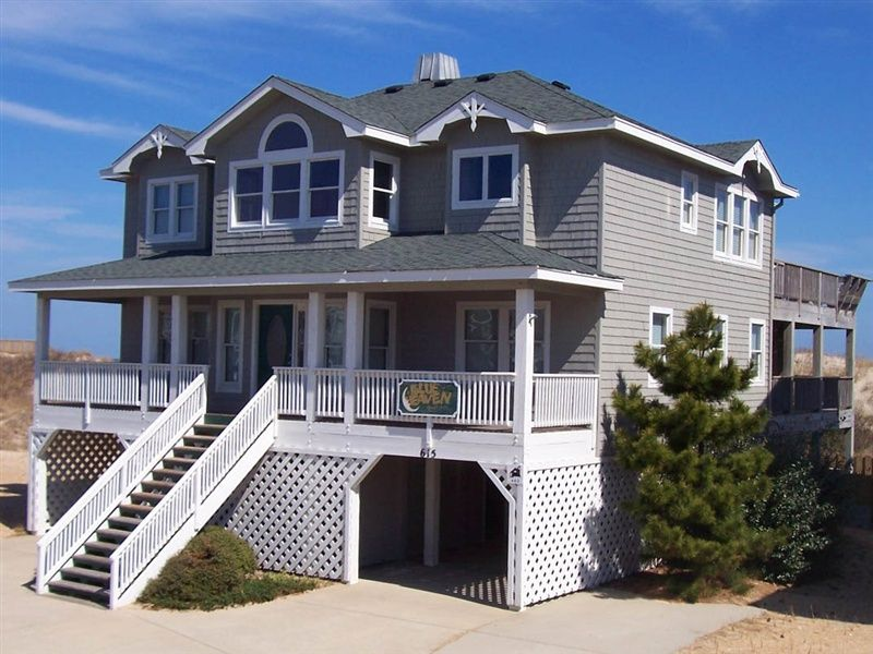 BLUE HEAVEN RENDEZVOUS  l Corolla  NC   Outer Banks Vacation Rental Home l  Oceanfront home with six bedrooms masters   recreation room with pool  table. BLUE HEAVEN RENDEZVOUS   463 l Corolla  NC   Outer Banks Vacation