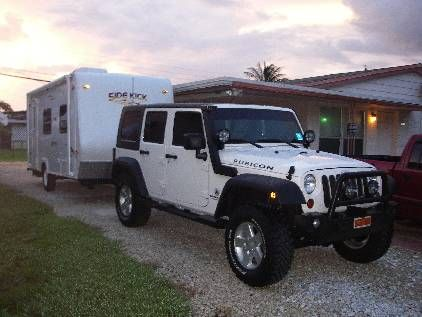 What Do You Tow With Your Jeep Boat Horse Trailer Buddy S Ford