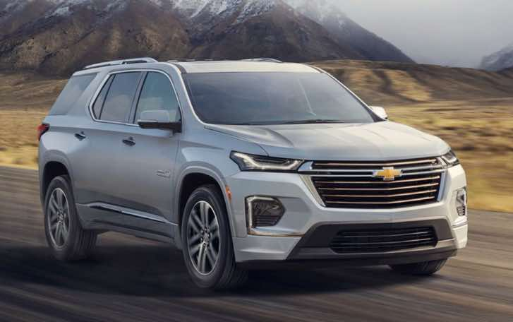 2022 Chevrolet Traverse All New Traverse Preview Price And Release Date Chevy Model In 2020 Chevrolet Traverse Chevrolet Impala Car