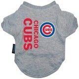 Chicago Cubs Dog Tee Shirt