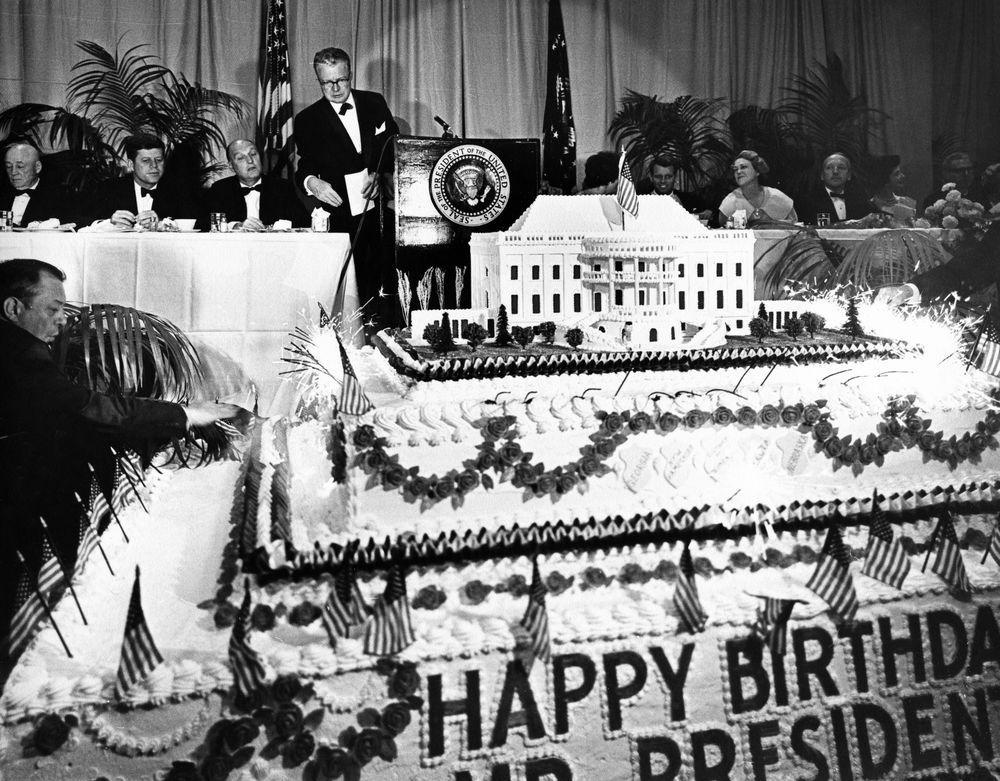 john f kennedy birthday President John F. Kennedy's Birthday Party Celebration at the  john f kennedy birthday