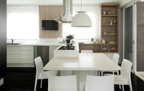 Best 25+ Cozinha com ilha central ideas on Pinterest Ilha de cozinha ...