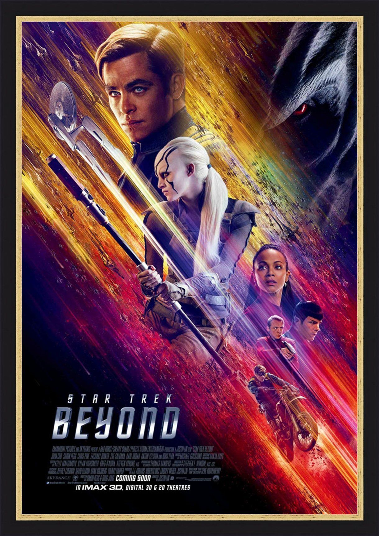 Star Trek Beyond - 2016