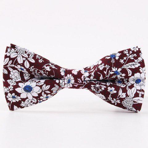 Blue & White Graphic Bow Tie Trendhim 7hMxX