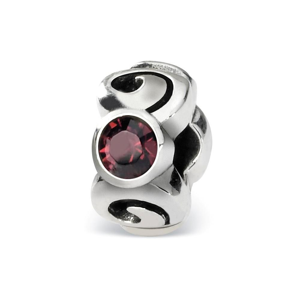 Sterling Silver Reflections June Full Elements Bead