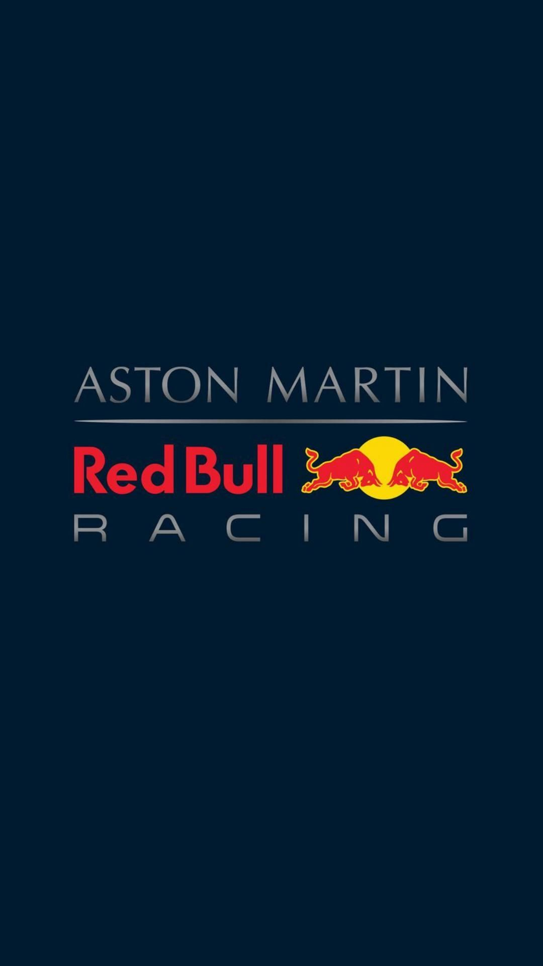 Aston Martin Red Bull Racing blue wallpaper logo middle ...