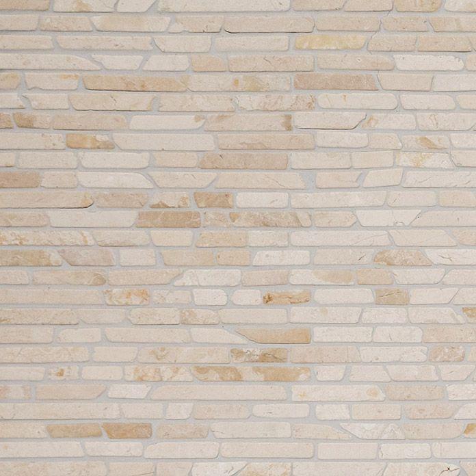 Mosaikfliese Biancone MOS BRICK 105