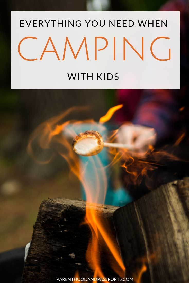 Photo of Kids' camping gear guide – Everything you need for camping with kids