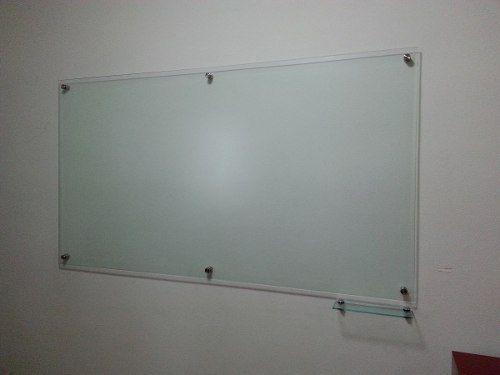 Pizarron de vidrio templado en medidas personalizadas