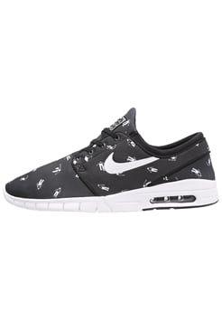 Nike SB - STEFAN JANOSKI MAX PREMIUM - Zapatillas - black/white