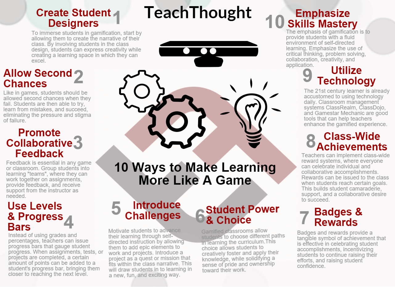 10 Strategies To Make Learning Feel More Like A Game